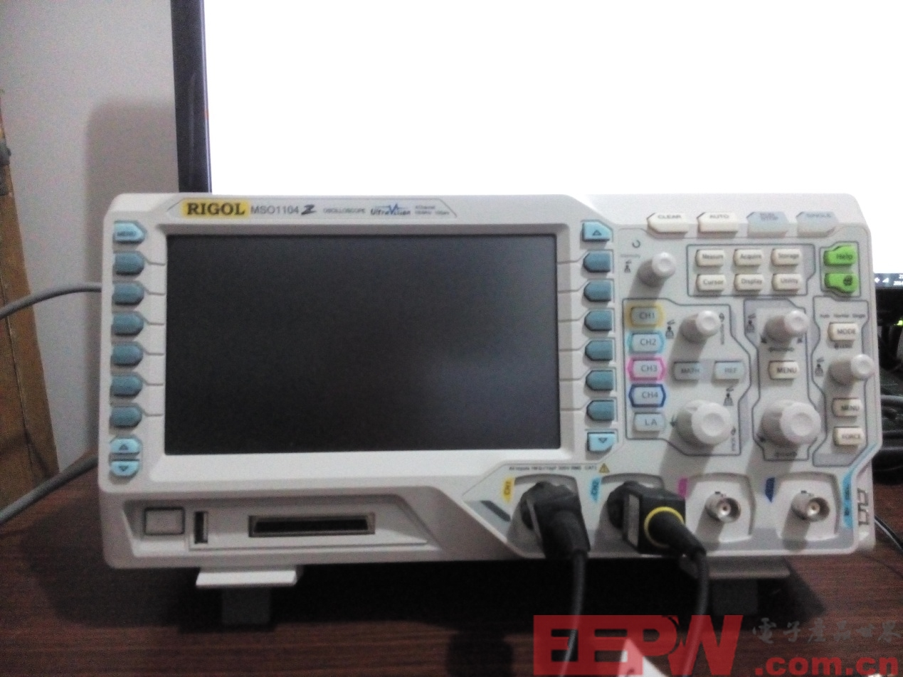 普源精電 MSO1104Z 示波器評測