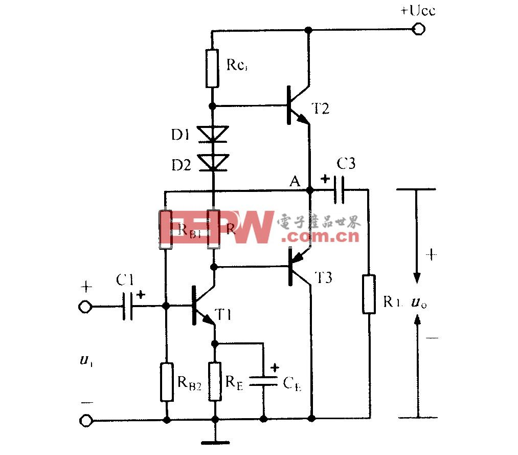 单电源互补对称电路