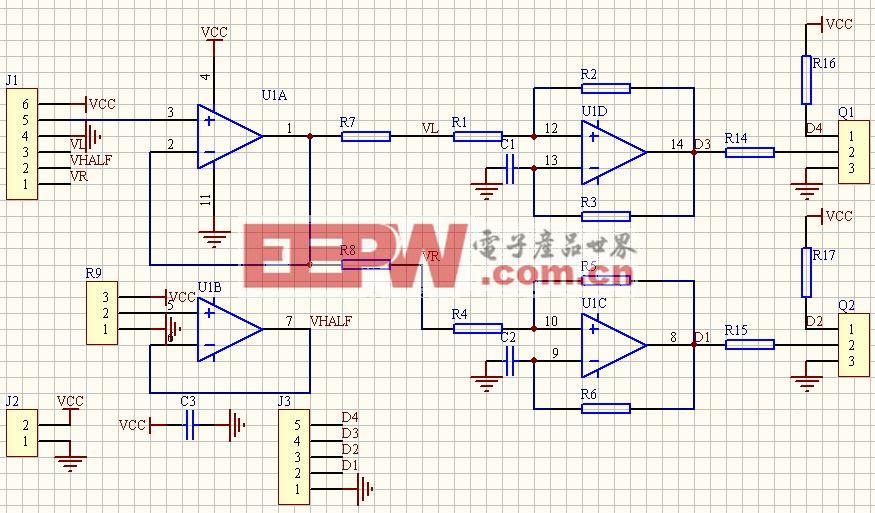 模拟电路PWM的实现