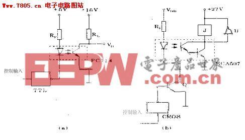光电隔离器应用实例