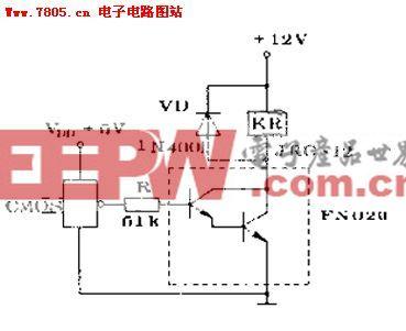 达林顿管的典型应用电路