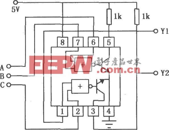SN55454B/75454B双外围正或非驱动器