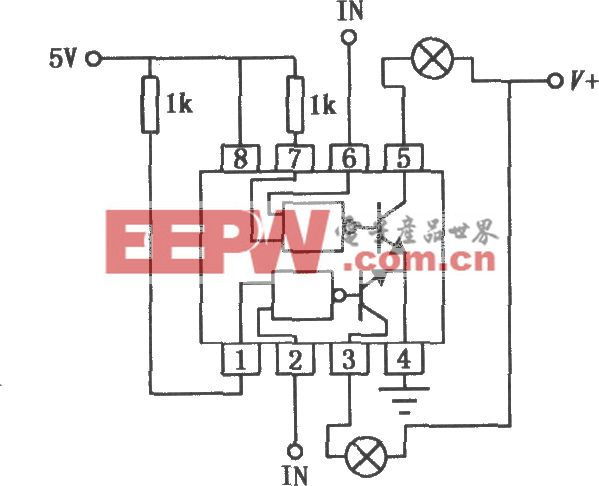 SN55451B/75451B双外围正与驱动器
