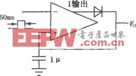 LM161/261/361高速互补输出电压比较器