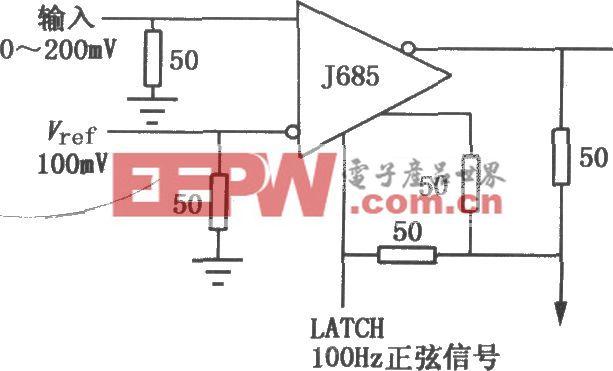 AM685超高速电压比较器