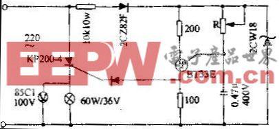 可控硅整流电路中的波形系数