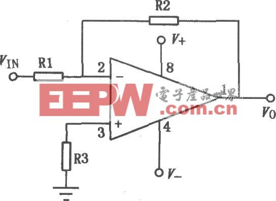 BA4558单电源通用型双运放