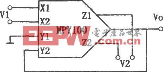 除法�路1(MPY100)