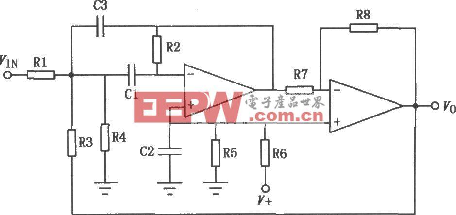 CM358单电源通用型双运放