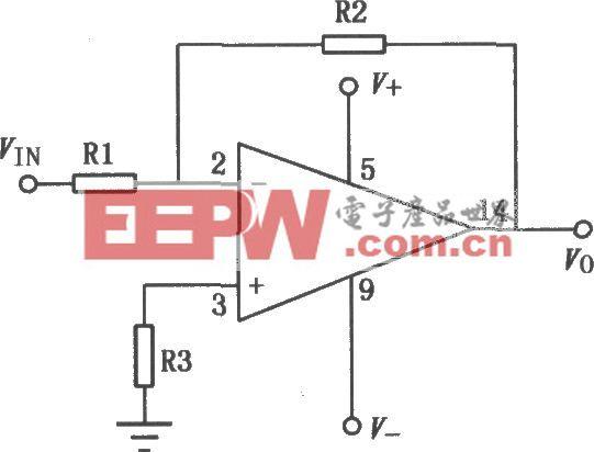 CF7631系列双电源高输入阻抗三运放