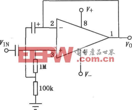 CF353双电源高输入阻抗双运放