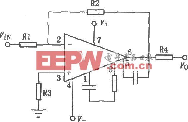 μA709双电源通用型单运放