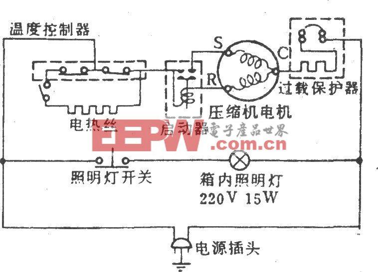 长城牌BCD-170、BCD-185电冰箱