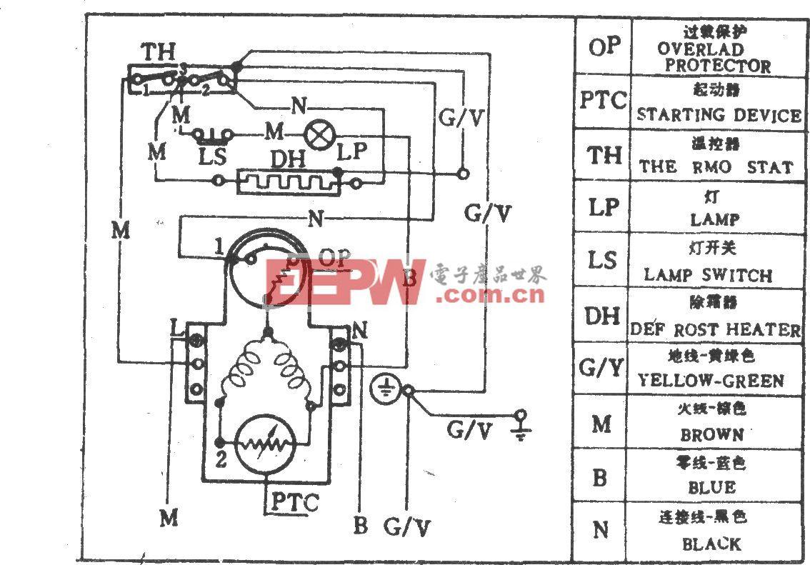 东方-齐洛瓦牌BCD-250C电冰箱