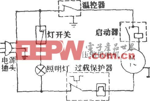 华日牌BC-150电冰箱