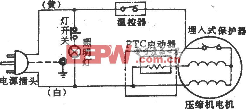 三洋SR-4905H电冰箱