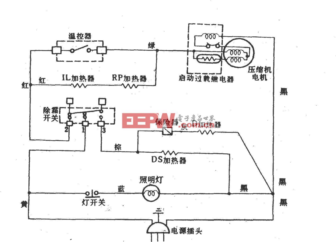 东芝宝(TOSHIBY)DR-180C(167L)电冰箱