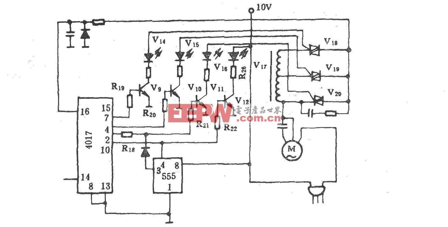 电风扇多功能自动控制器(长城)