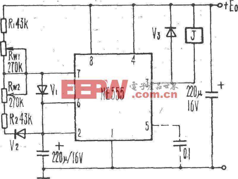 电风扇定时控制器(长城FS7―40)