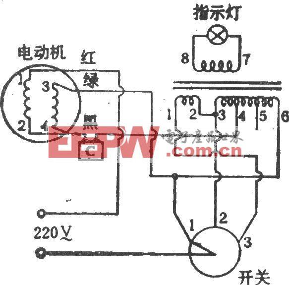 电风扇调速电路(400mm钻石)