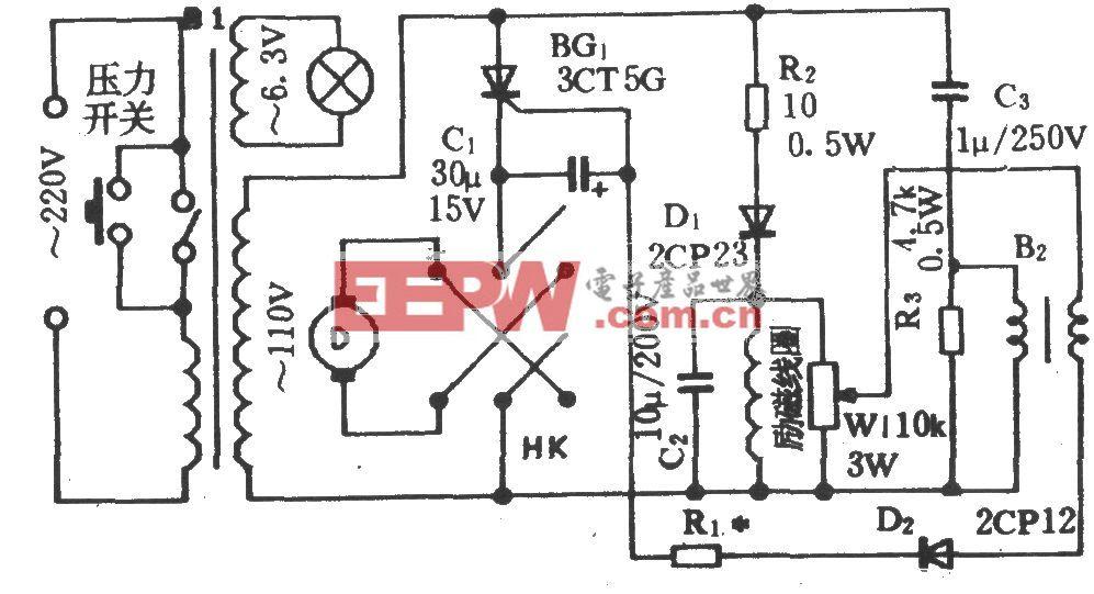 CG1-30型自动气割机