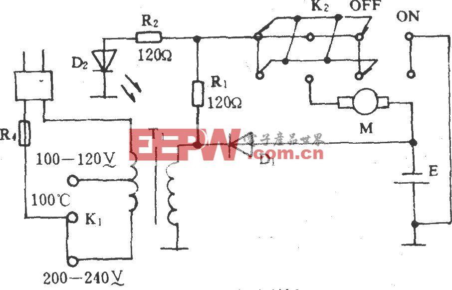 日立RM-1900电动剃须刀