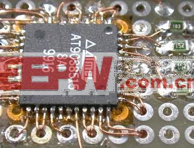 手工制作的MP3播放器電路及資料
