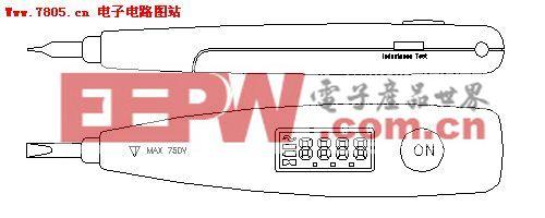 6Y7单片全自动电压表