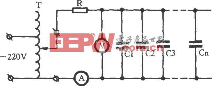 无极性电解电容器老炼电路