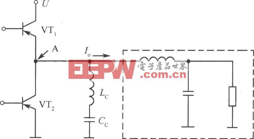 非谐振式变换器电路