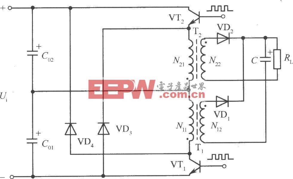 利用电容分?#25925;?#38067;?#22351;?#21333;端反激式开关稳压电源