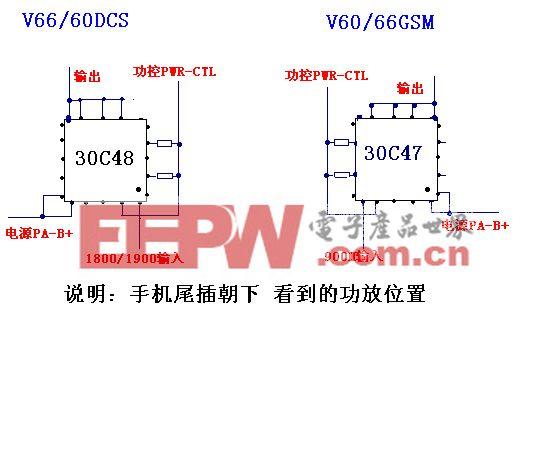 V66V60功放改图