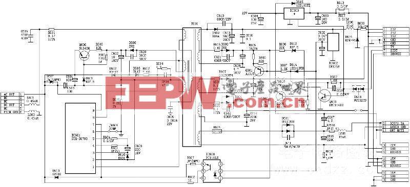 SONY G3F-K电源-2