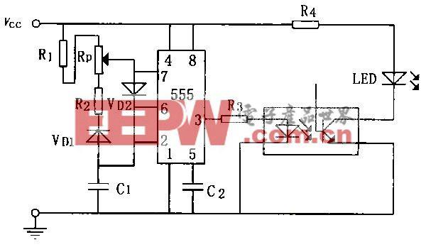 用定时器判断光电耦合器的质量性能
