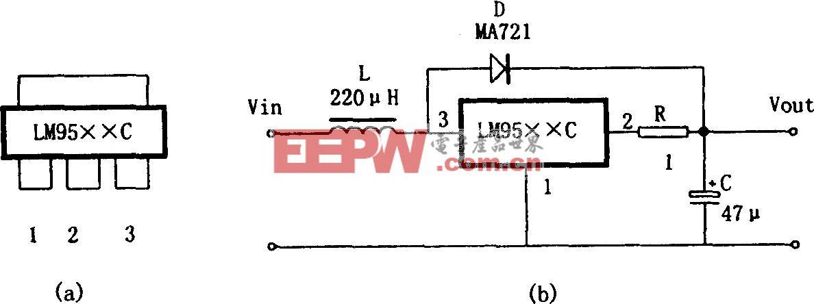 超小型PWM DC/DC升压稳压电源