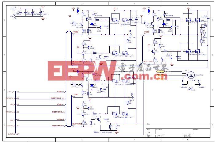 电动自行车电路图-555结构原理电路图-电子产品世界