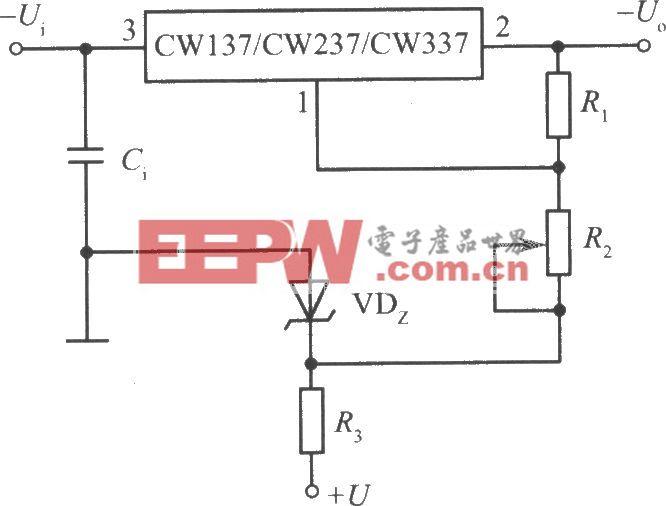 CW137/CW237/CW337构成的从零开始连续可调的集成稳压电源
