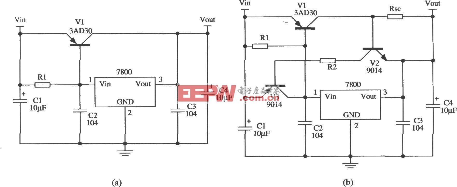 W78×××构成的的扩流电路3