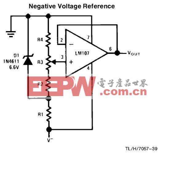 负参考电压电路2