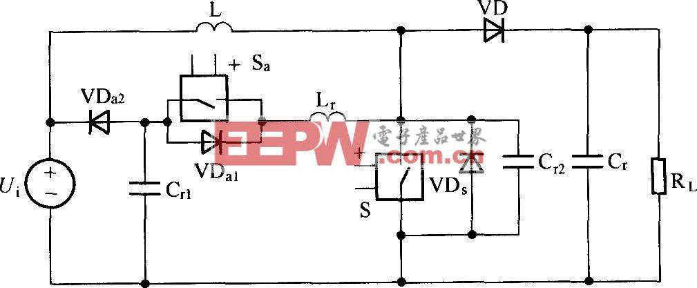 ZCZVT-PWM变换器