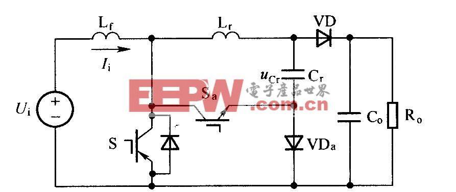 改进的ZCT-PWM变换器拓扑
