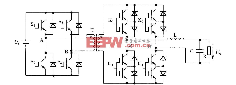 高频链逆变电源的设计