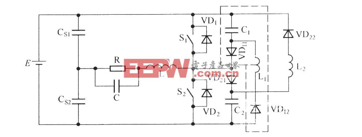 C-L-2D型无源无损缓冲电路