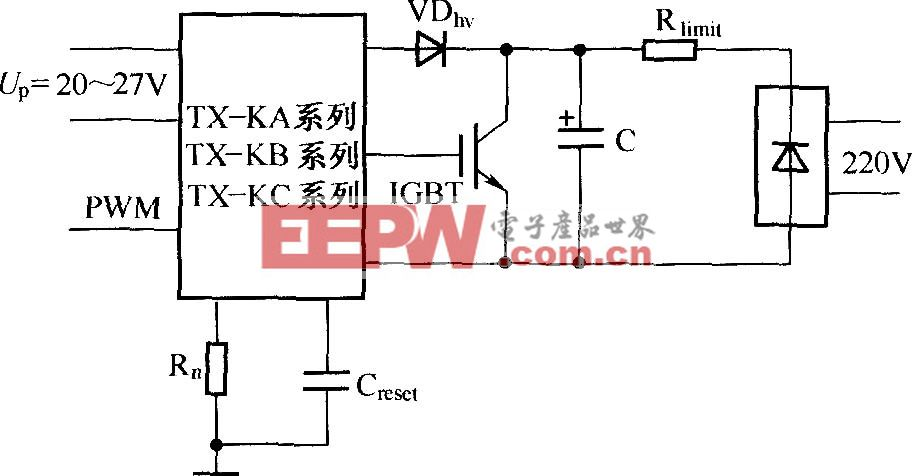 IGBT驱动电路的短路保护功能测试方法一