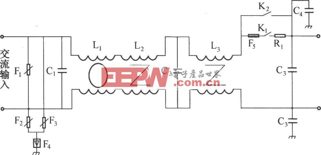 DMAl2输入电路