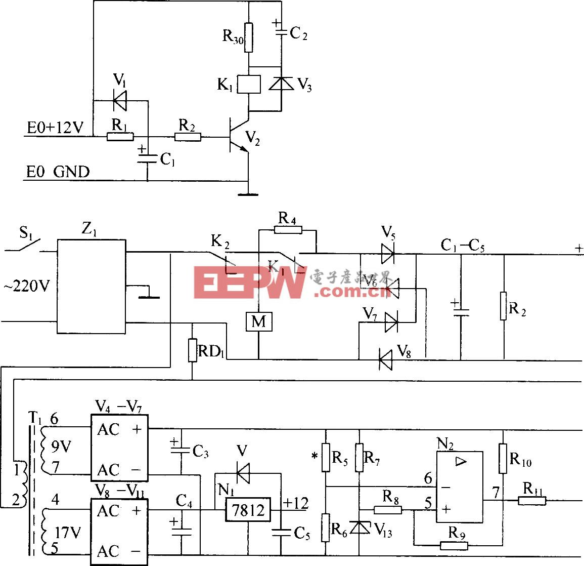 DZW75-48/50(50II)输入电路