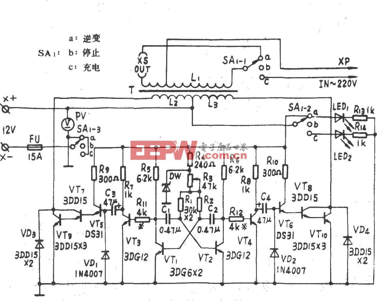 TJ-3-100应急电源