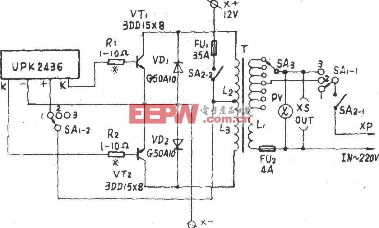 PS350(350W)应急电源