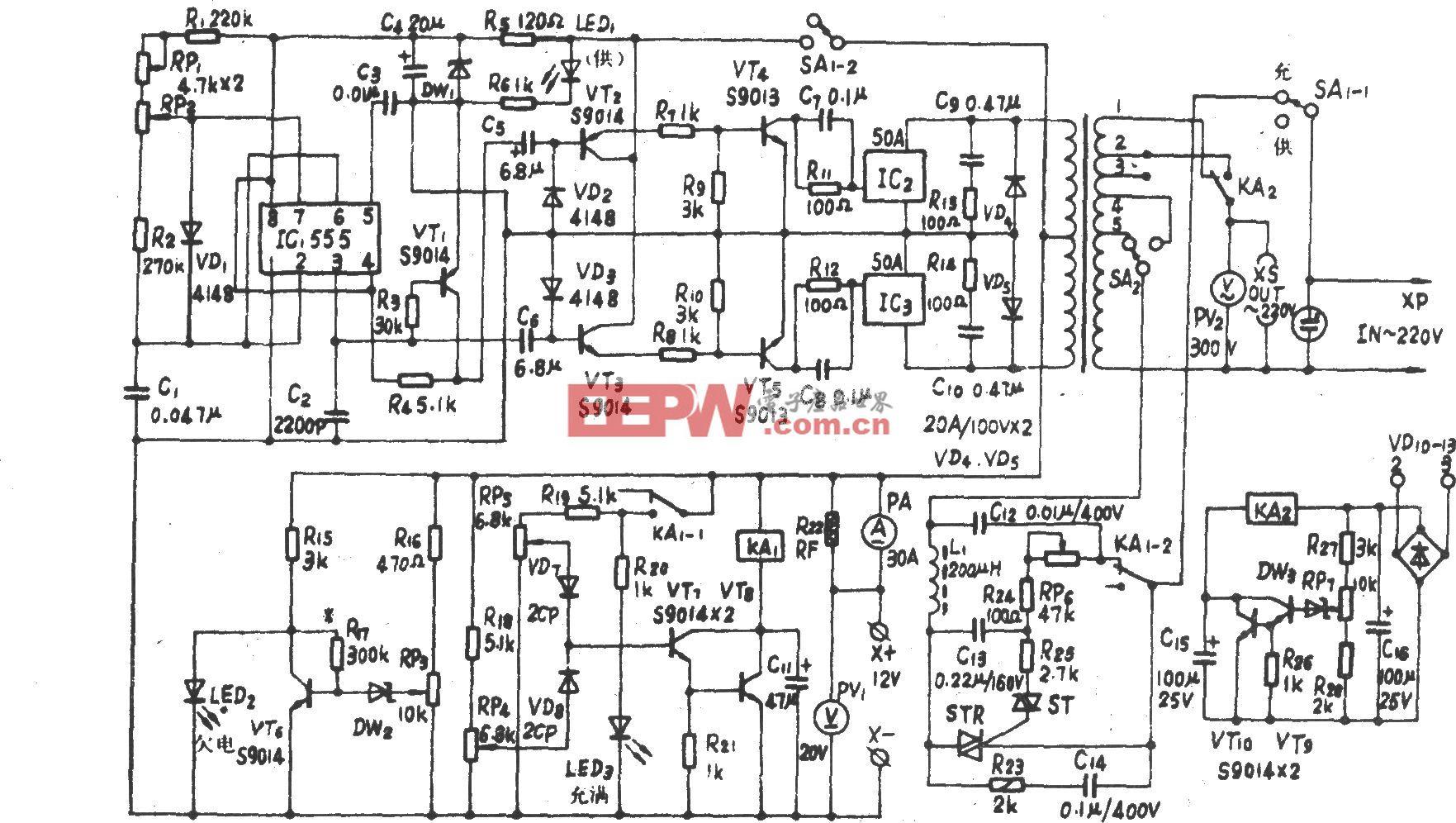 JDE-200多功能应急电源