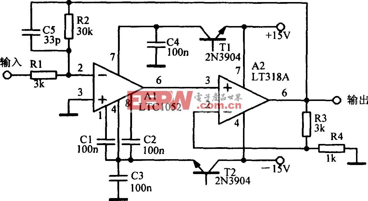 放大电路输出电流和电压的提升